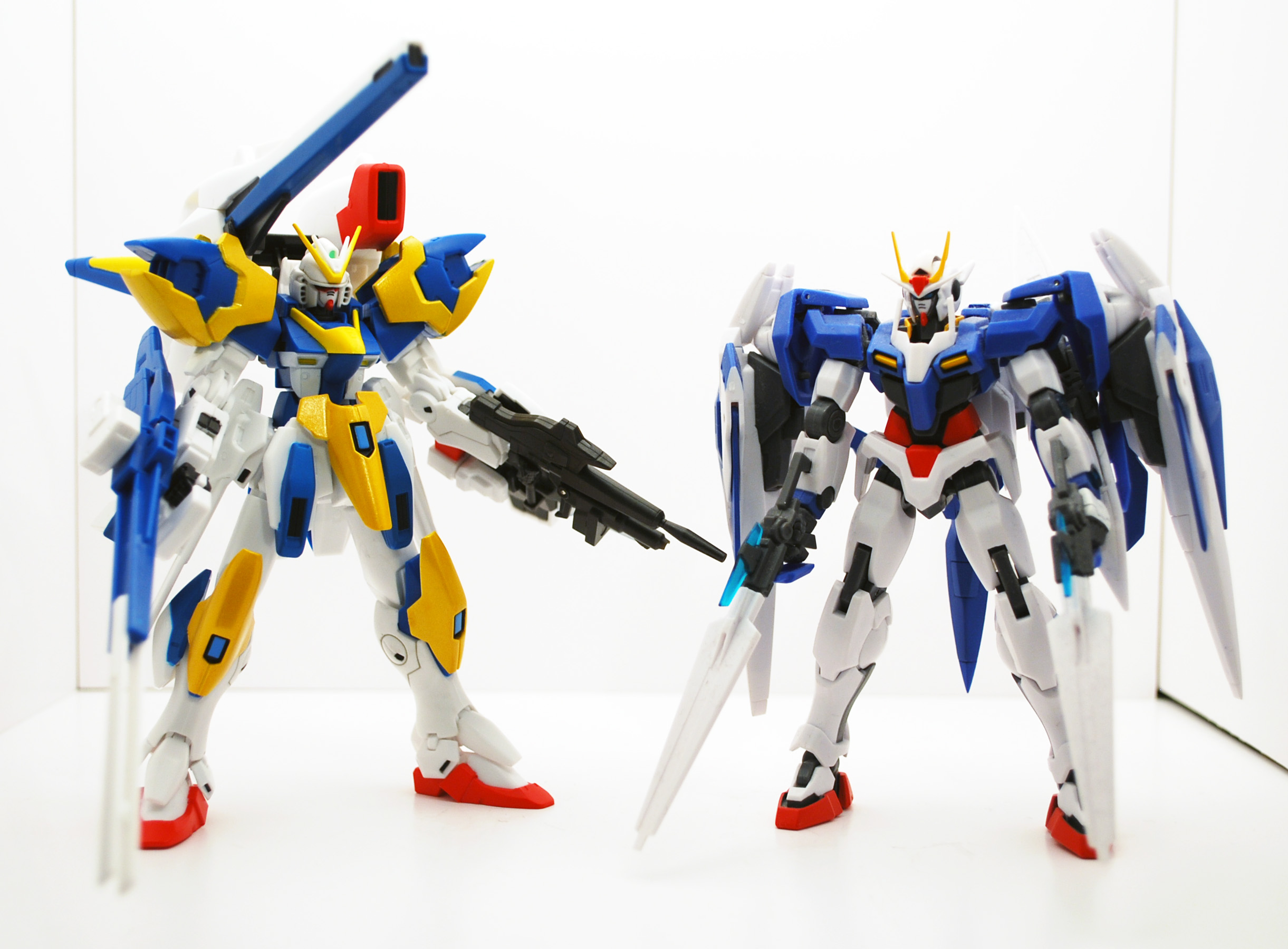 Mecha Damashii Toys V2 Assault Buster Gundam