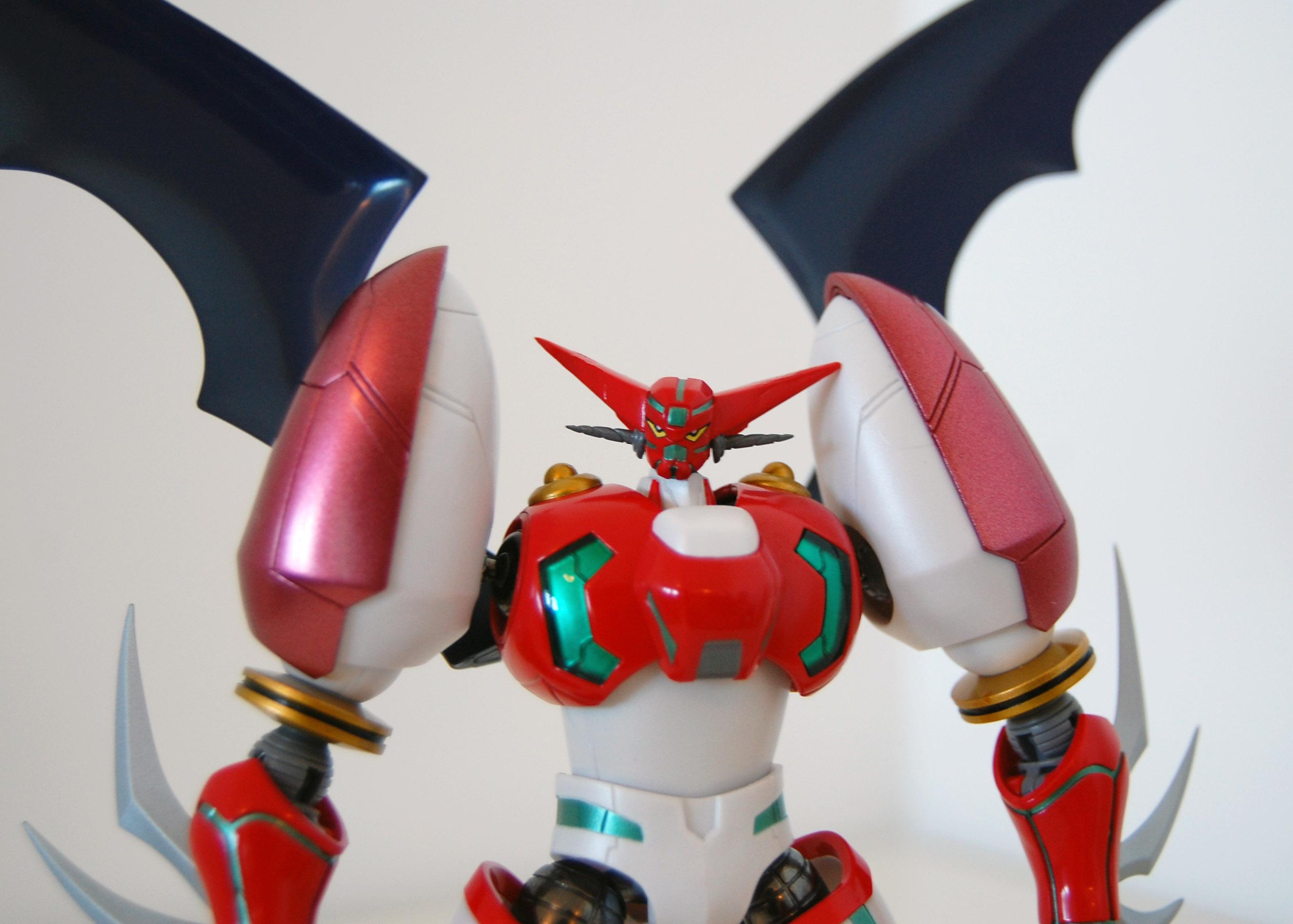 Getter Robo Toys 16